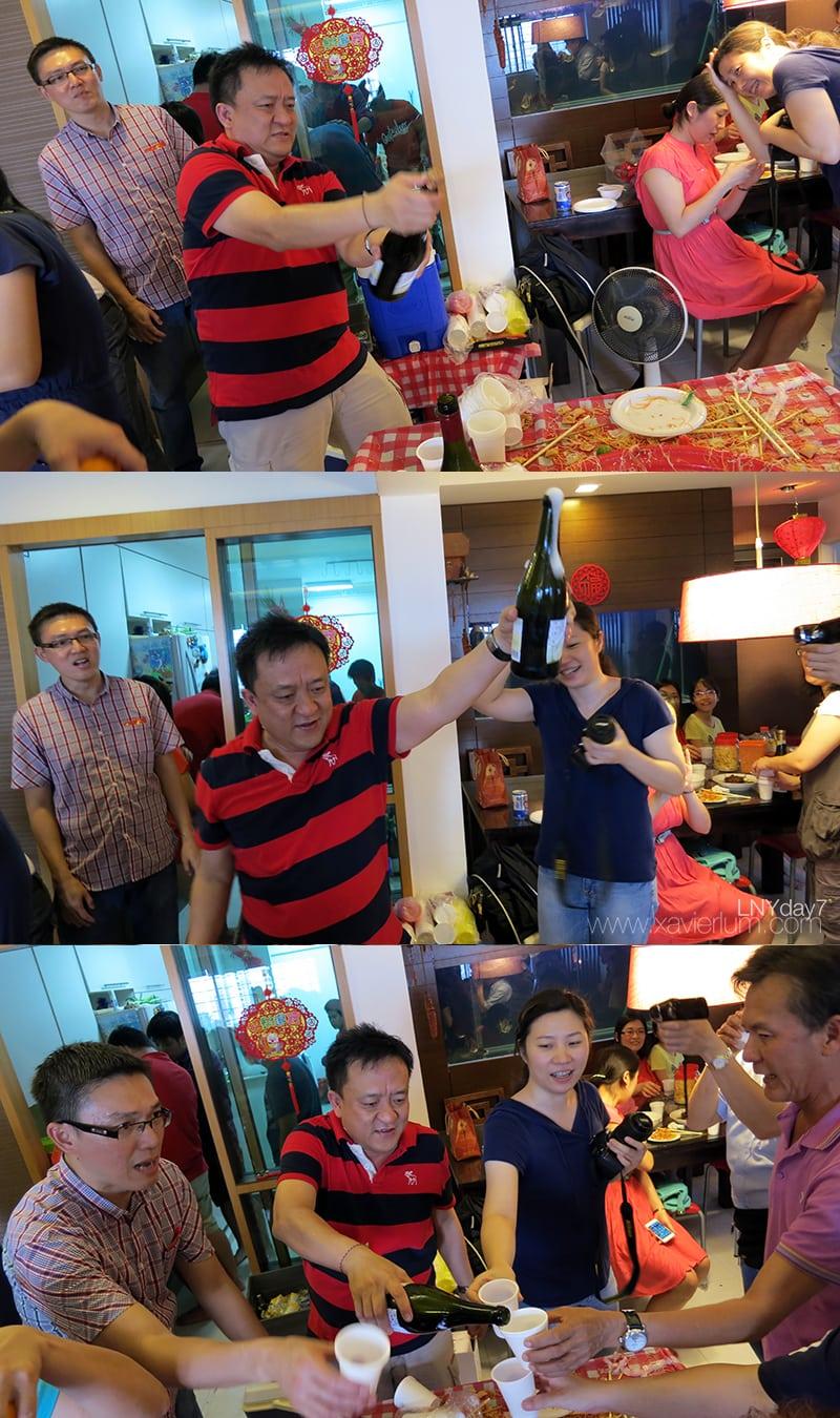 LNY Celebration Party! 10