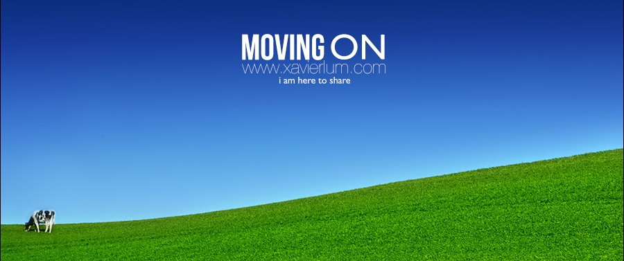 Moving On 1