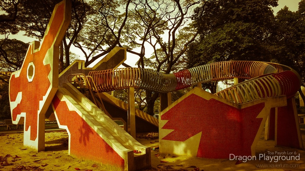Dragon Playground in Toa Payoh 3