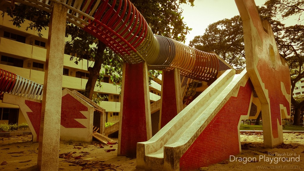 Dragon Playground in Toa Payoh 4