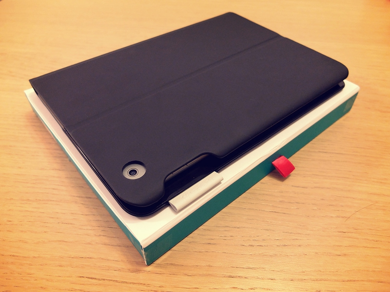 Review : Logitech Ultrathin Keyboard Folio for iPad Air 4