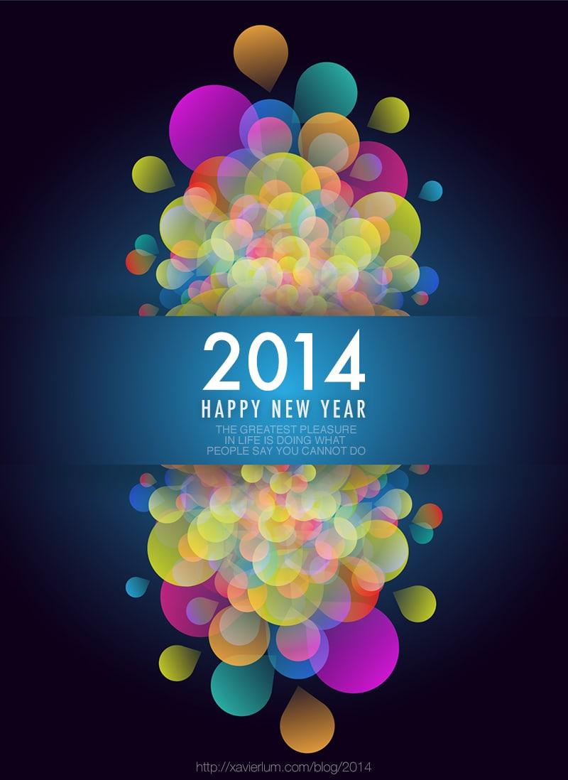 HAPPY NEW YEAR 2014 1