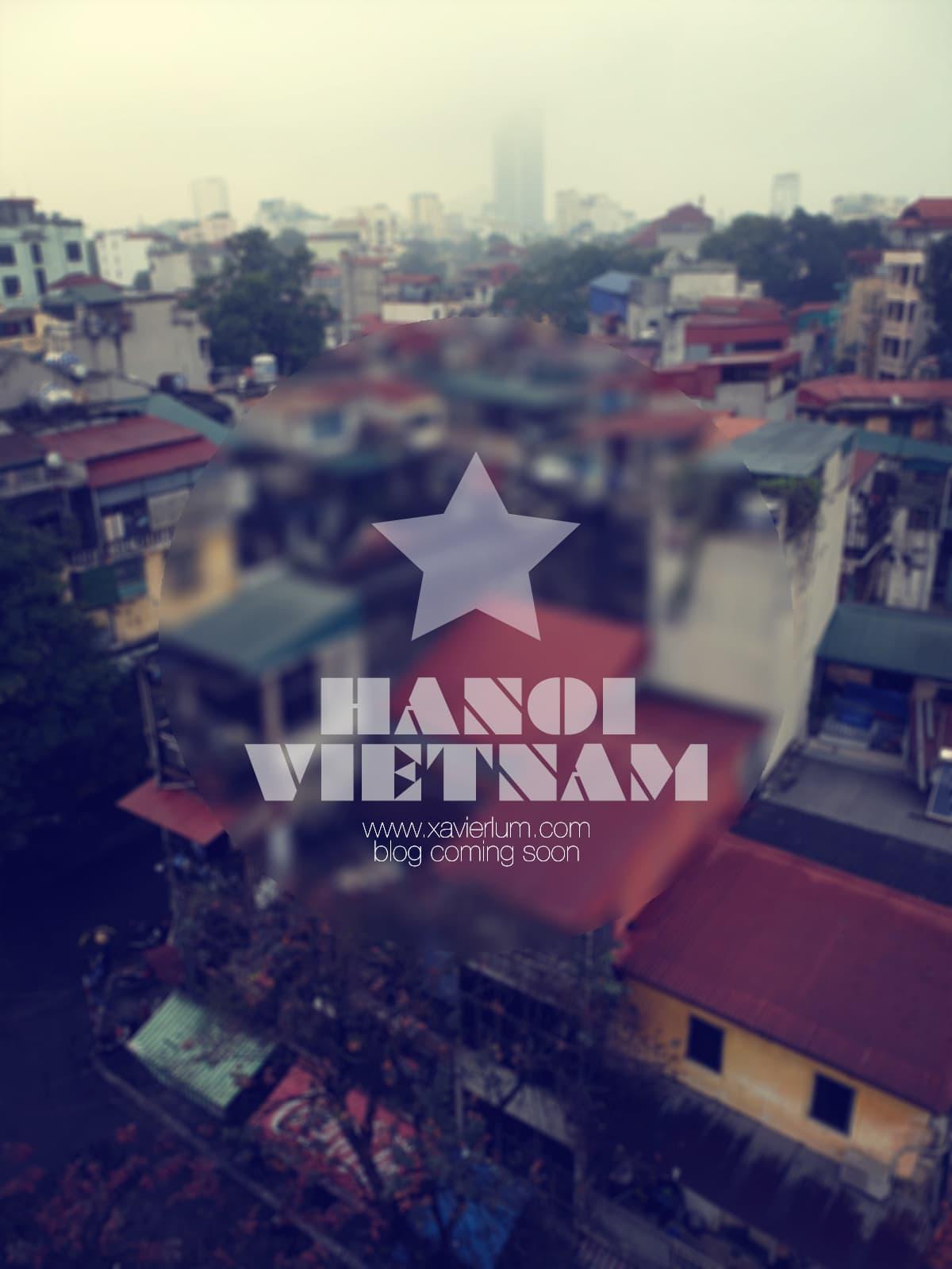 Travel to Hanoi – Coming Soon