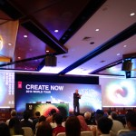 Adobe Create Now 2014 Singapore 1