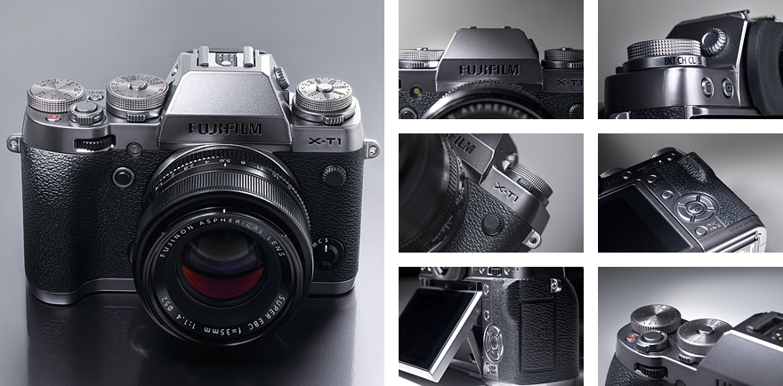 Fujifilm X-T1 Graphite Silver Review 1