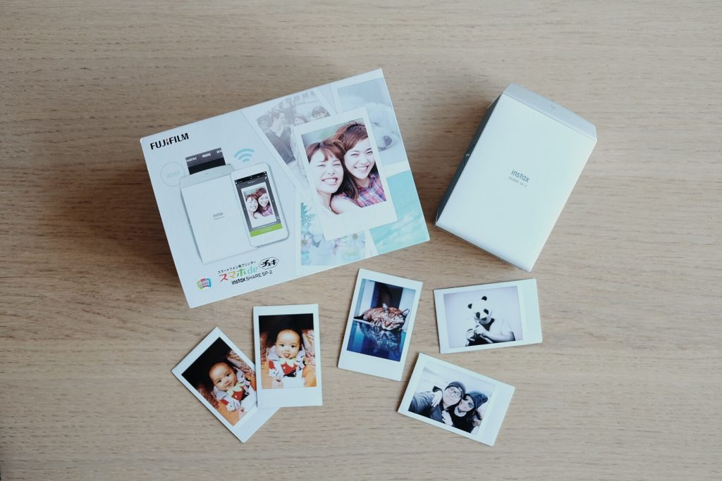 overview of Fujifilm Instax Share Smartphone Printer SP-2