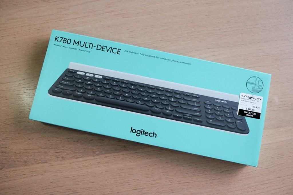 Logitech K780 Multi-Device Wireless Keyboard Review 2
