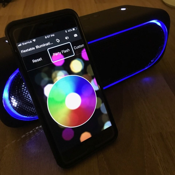 Sony SRS-XB40 and SRS-XB20 Bluetooth Speakers Review 4