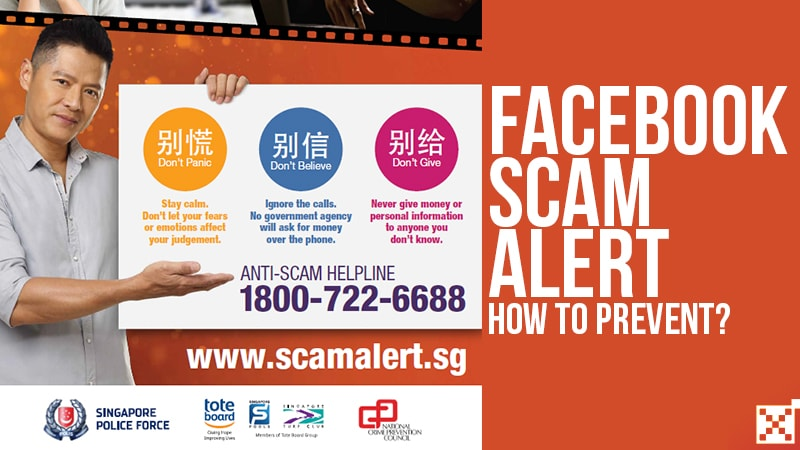 Facebook Scams – How to Prevent