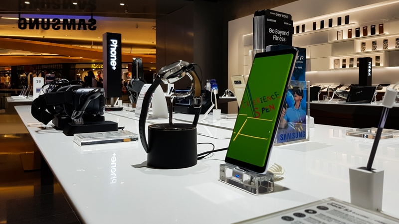 Samsung Experience Store 1