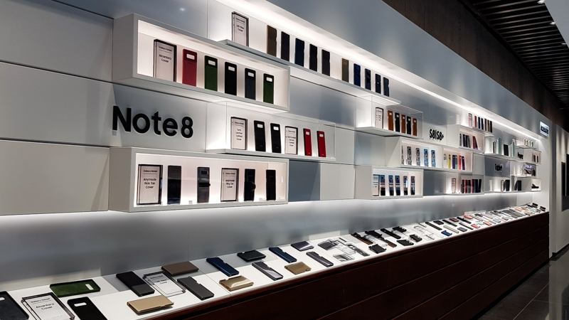 Samsung Experience Store 4