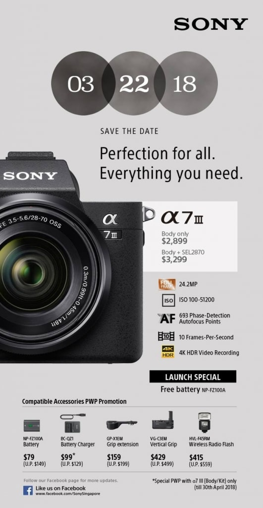 Sony A7III Preview Launch - In my own words 17