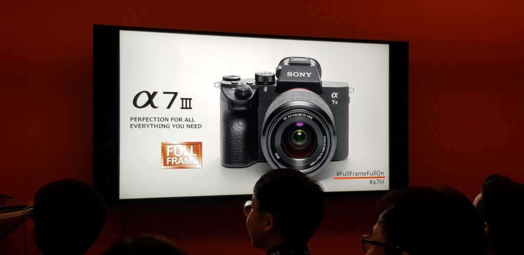 Sony A7III Preview Launch - In my own words 1