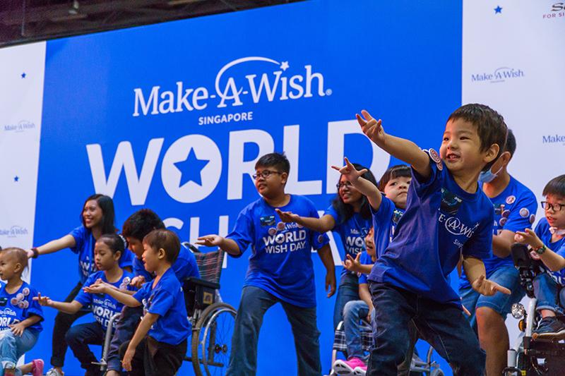 Make-A-Wish Singapore 2