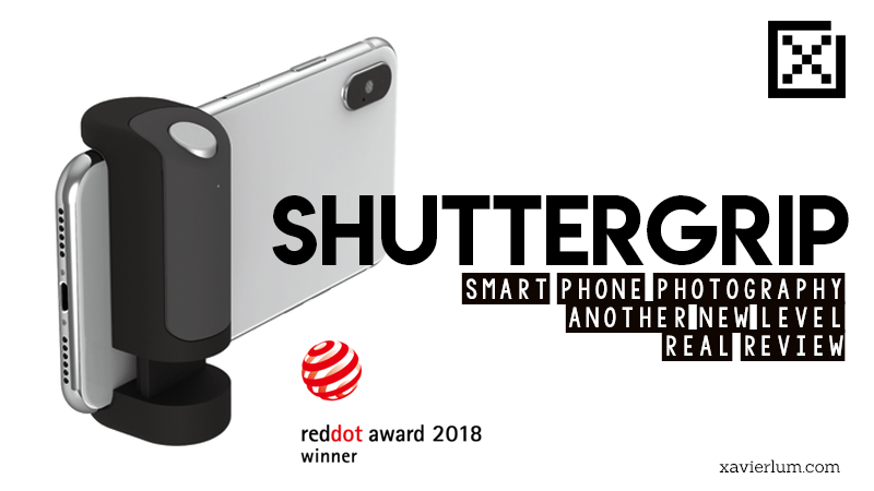ShutterGrip by Just Mobile Review