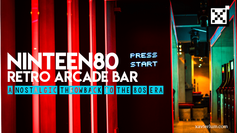 NINETEEN80 Review – 80s Pop Culture Concept Chill Out Bar