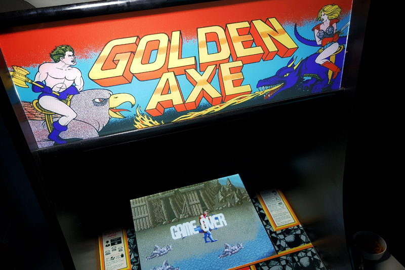 NINETEEN80 Review - Golden Axe