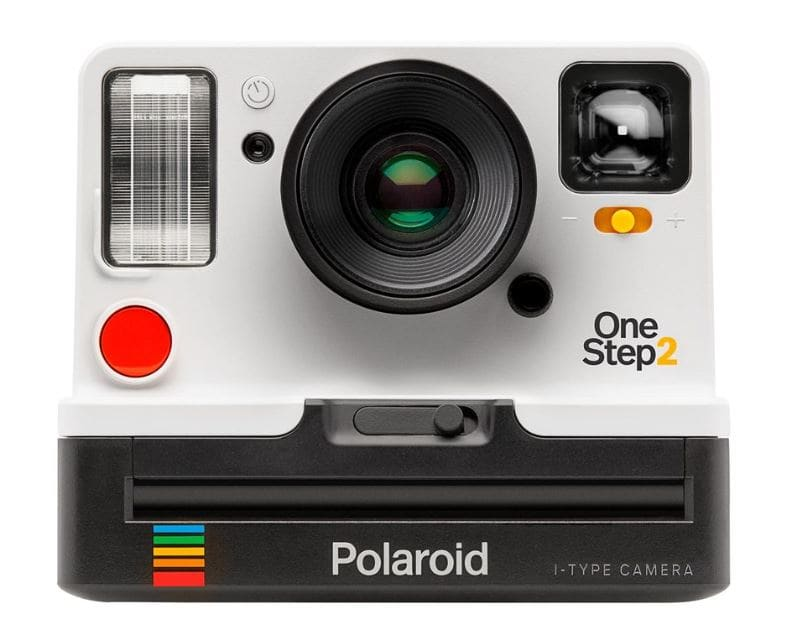 How Polaroid and Apple are related? 3