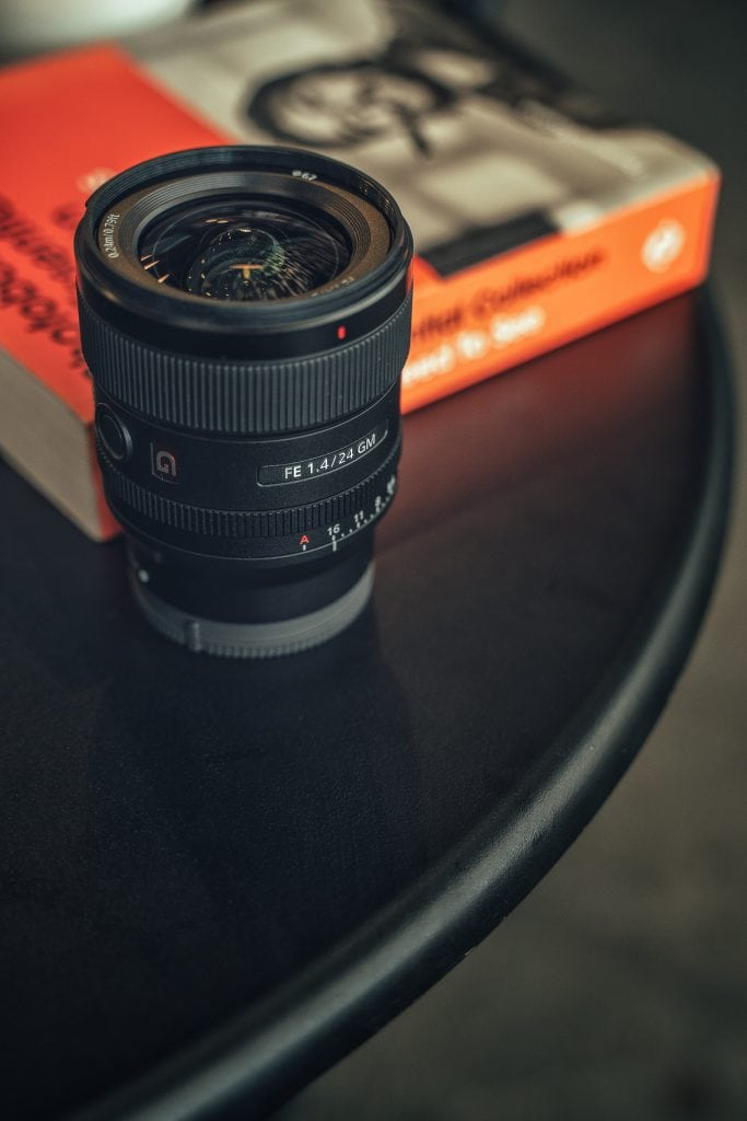 Sony FE 24mm F1.4 GM Review 1