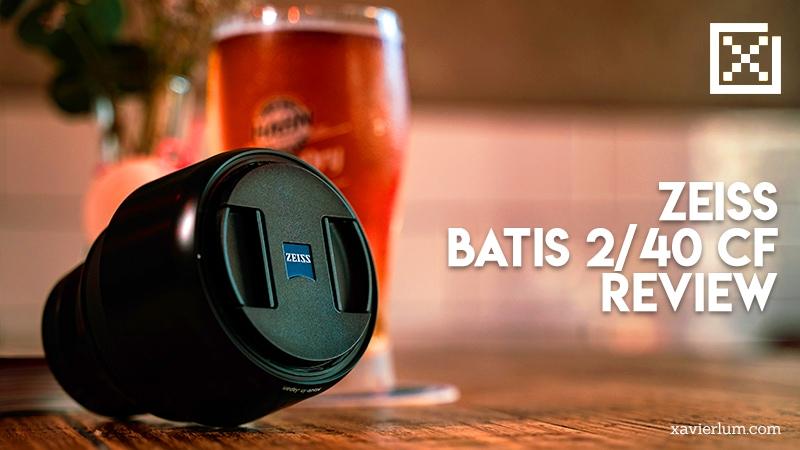 ZEISS Batis 2/40 CF Review