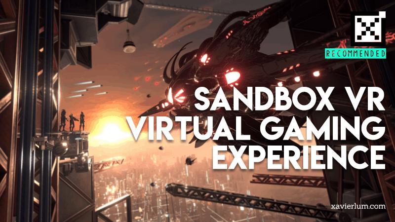 Sandbox VR Review – Virtual Reality Gaming