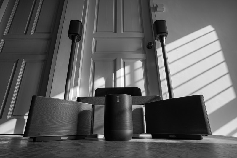 Sonos Beam Review and Sonos Subwoofer Introduction 1