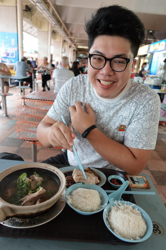 Bah Kut Teh - Chong Boon