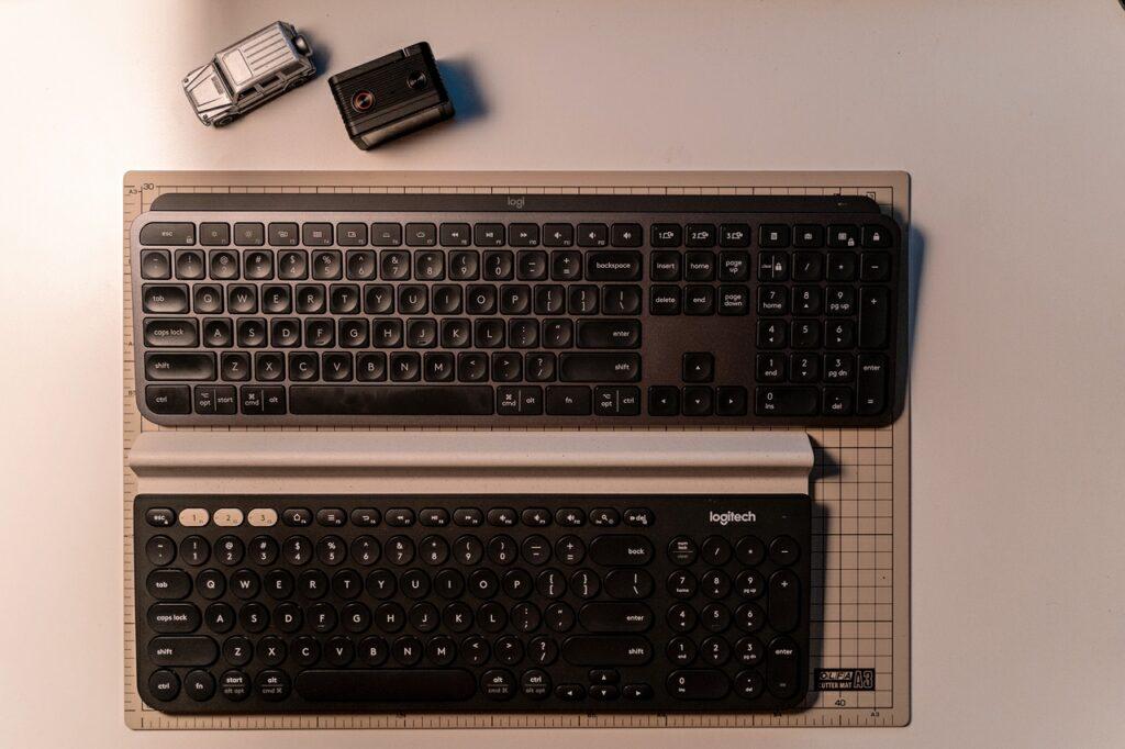 Logitech MX Keys Review 8