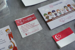 Singapore Together Fun Pack 4